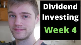 Dividend Investing Case Study: $422 - $100,000 (WEEK 4) With Wealthsimple Trade