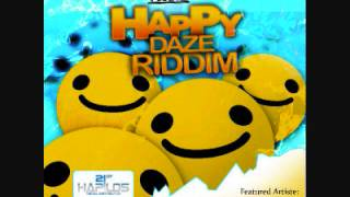 Munga,Gyptial,Konshens,Blak Diamon & others - Happy Daze Riddim Instrumental - June 2012