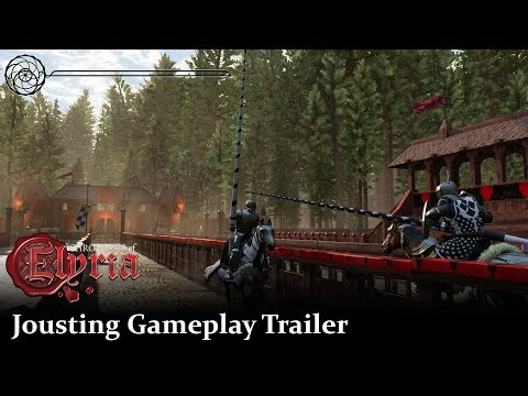 Chronicles of Elyria Jousting Gameplay Trailer