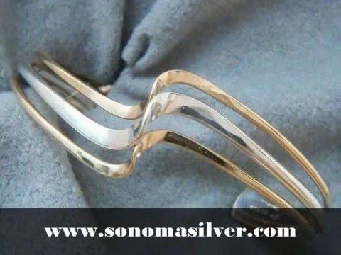 Silver Jewelry Sonoma California |  Sonoma Silver Company