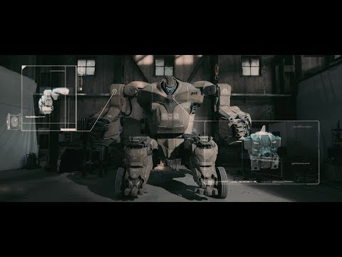 China's xx21 Giant Fighting Robot By FutureWise
