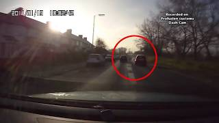 """YOU JUST KILLED A MAN"" - Hit and run driver caught in London (UK) Dashcam footage Viral Video"