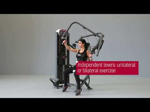 1FE034 – Inclined Chest Press Circular