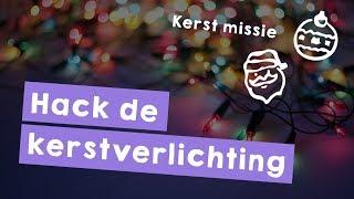 Hack de kerstverlichting (met je Microbit)
