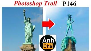 Ảnh Chế  💓 Photoshop Troll (P 146), James Fridman, Liberty Enlightening the World