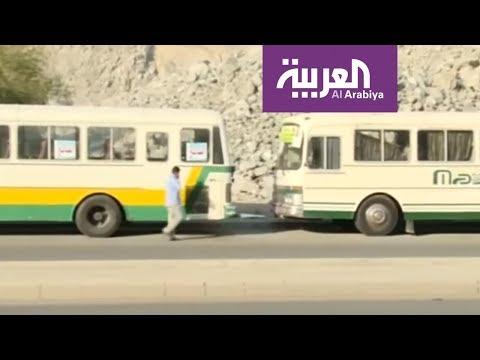 وجوه من الحرمين | سواعد سعودية في خدمة حافلات المعتمرين  - نشر قبل 23 دقيقة