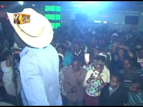 Kameme FM Radio station treats fans to a night of music and dance