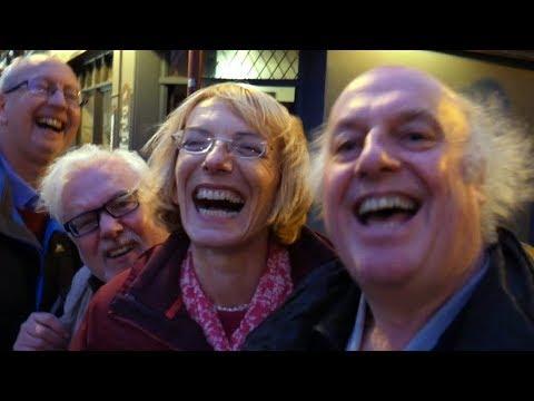 Dennis's Birthday around the pubs of Manchester
