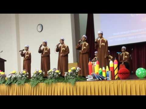 Persembahan Nasyid SMISTA di Majlis AEA lagu Maruah Mulia & Rintihan Anak Soleh
