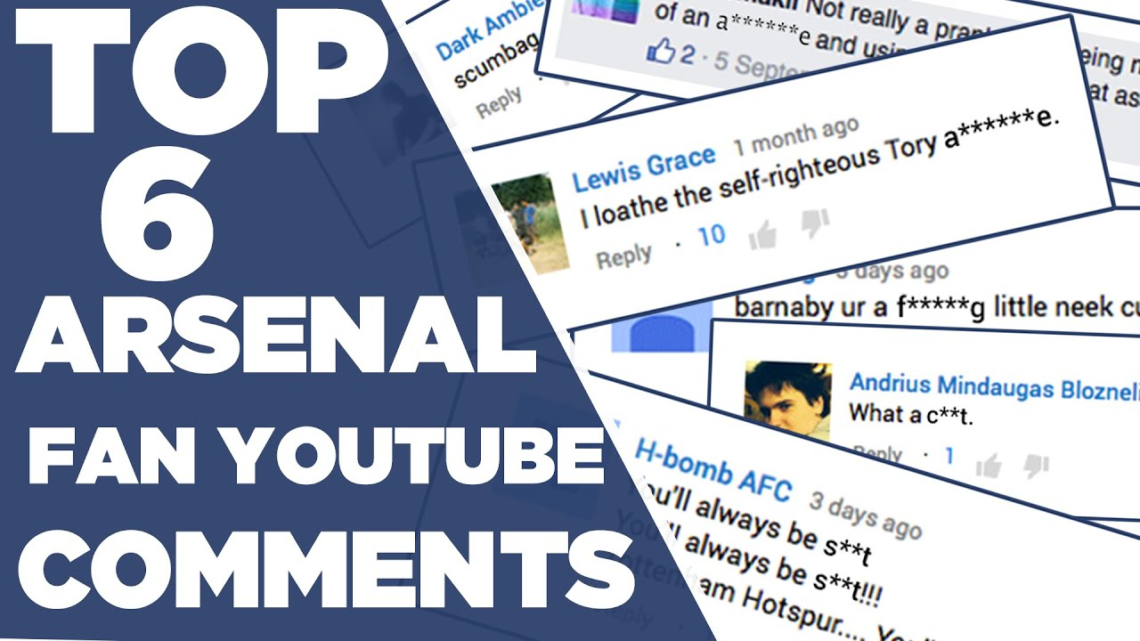 """Download """"You'll Always Be Sh*t""""   Arsenal Fan Troll Comments   Spurred On"""