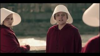 Janine, June and Emily Talk About Eden! - The Handmaids Tale 2x13 'Oh Tequila, I Missed You!'