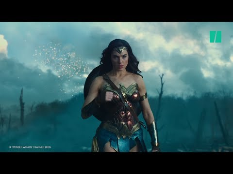 The Evolution Of Wonder Woman, The First Female Superhero