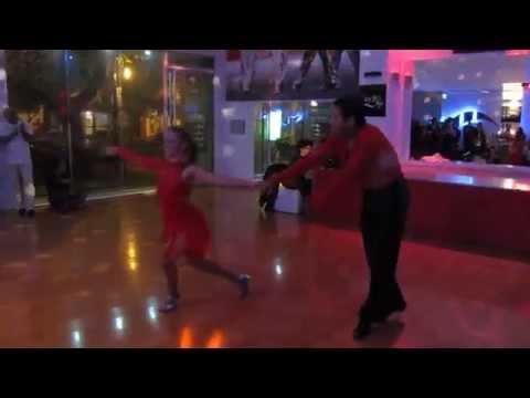 Grupo Kuba Salsa Fest - Bachata - Ingrid Olivares ...