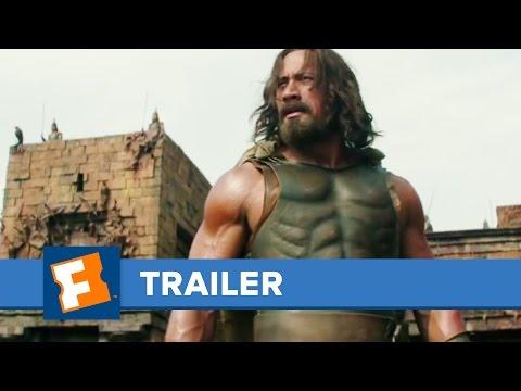 Hercules Official Trailer 2 HD | Trailers | FandangoMovies