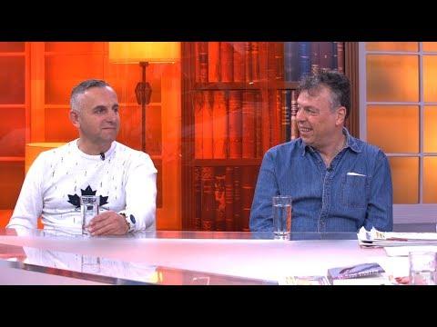 Dr Nele Karajlic i Ivan Gavrilovic zabavili ceo studio - DJS - (TV Happy 08.04.2019)