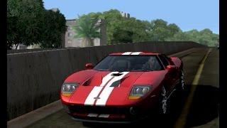 Тест Драйв от Elzika Ford GT40