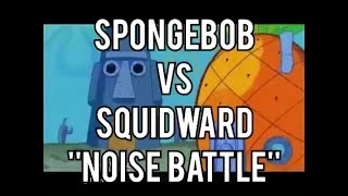 Anjing Kacili VS DJ Aisyah (Spongebob version) noise battle