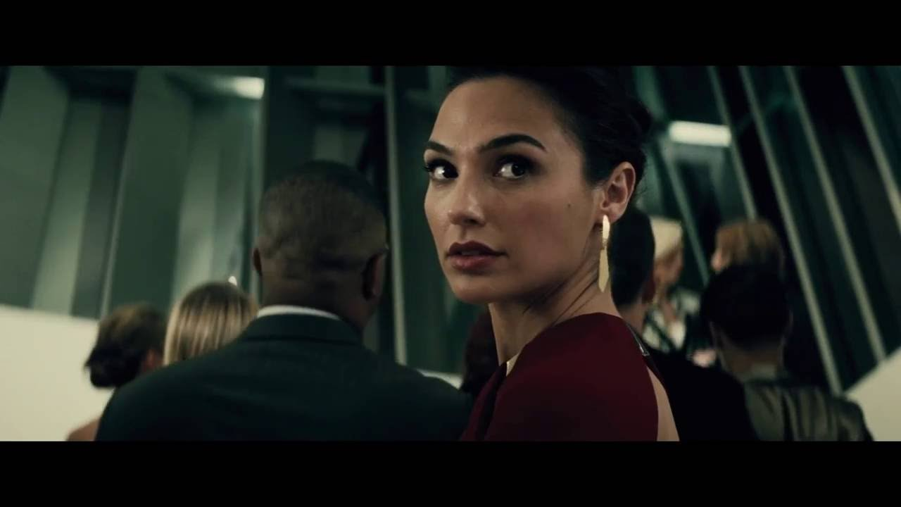 Wonder Woman Movie Clip 1 - Gal Gadotdiana Prince 4K Uhd -2688