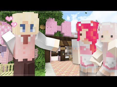 "Minecraft Maids ""BARISTA BOYS!"" ♡75"