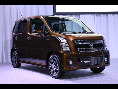 2017 suzuki wagon r 2017 suzuki wagon r stingray youtube. Black Bedroom Furniture Sets. Home Design Ideas