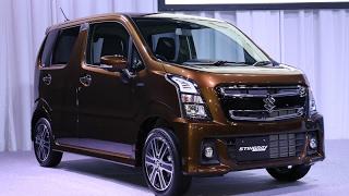 2017 Suzuki Wagon R, 2017 Suzuki Wagon R Stingray
