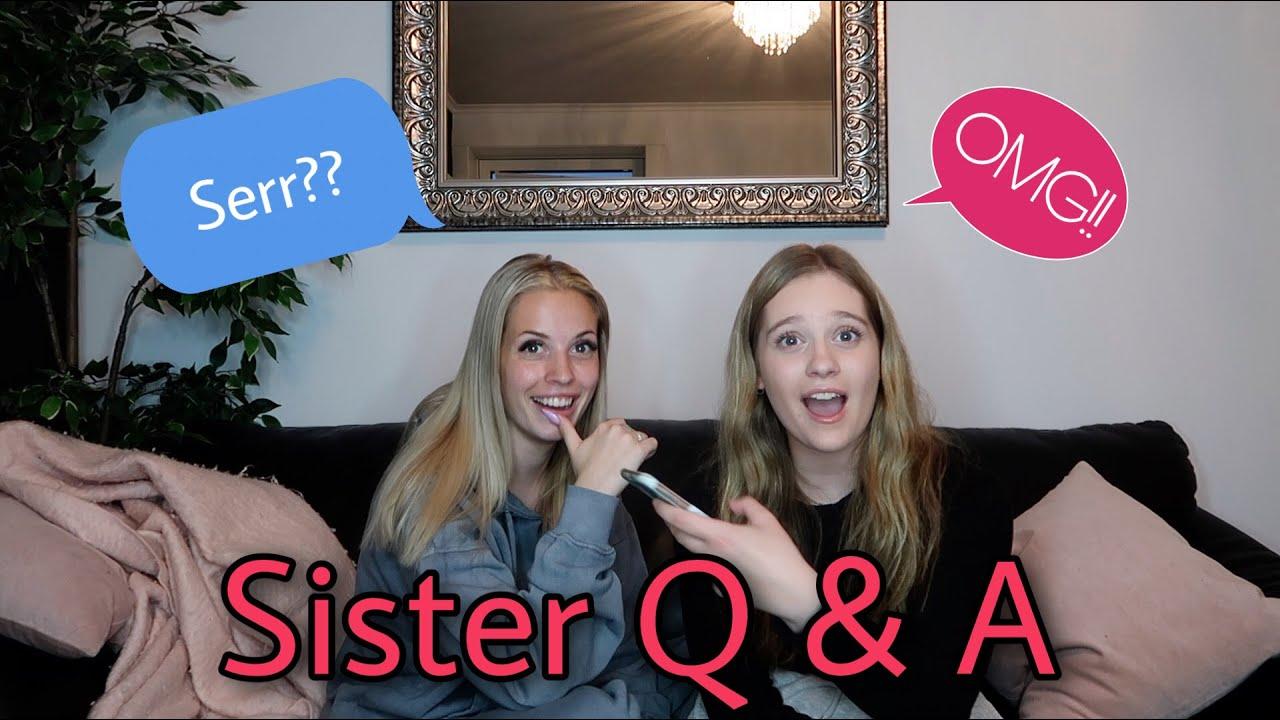 Sister Q & A
