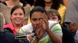 Harshest Audience Roast EVER The Jerry Springer Show