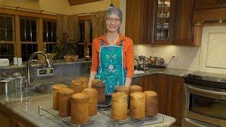 Пасхальные куличи!  По этому рецепту сестричество нашей Богоявленской Церкви выпекает куличи.