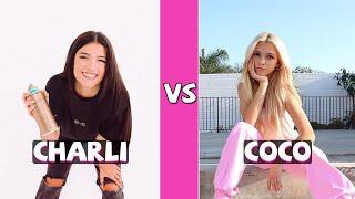 Charli D Amelio Vs Coco Quinn Tiktok Dance Battle March 2021 MP3