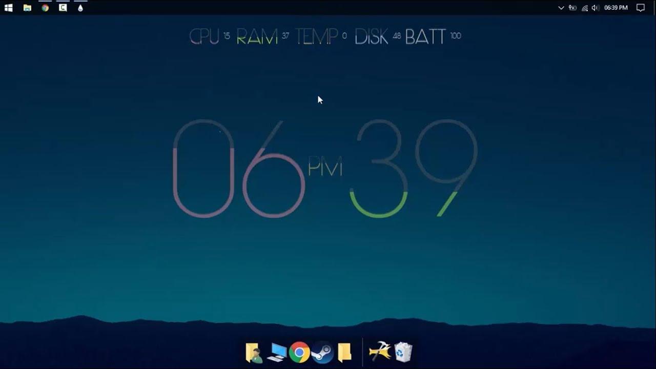 Aesthetic Desktop Vaporwave Make Windows Look Better Youtube