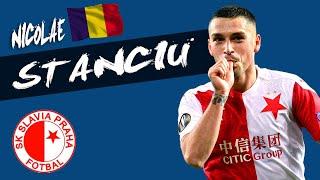 Nicolae Stanciu | Slavia Praha | Amazing Skills, Best Goals, Dribbling