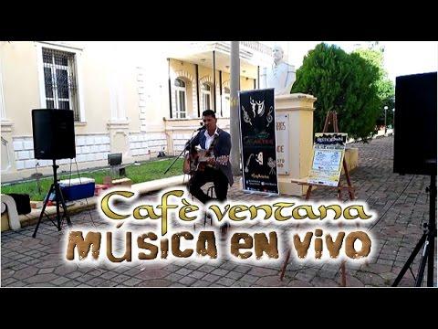 Proyecto Cafe Ventana, Teatro Francisco Gavidia, San Miguel, El Salvador