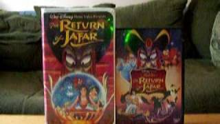 2 Different Versions of The Return of Jafar