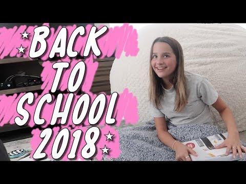 Back to School 2018 (WK 398.4) | Bratayley