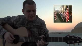 Tim McGraw - If You're Reading This (Chris Smith Acoustic Cover - Military Tribute)