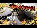 Auto Innenraumreinigung und Aufbereitung Extrembeispiel | Auto Innenraumpflege | Fiat Punto S