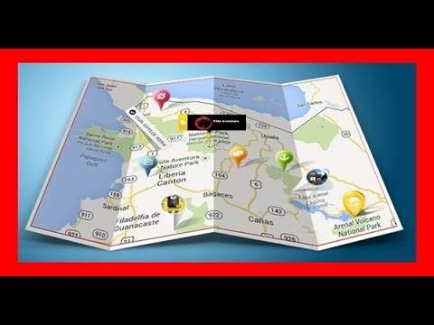 How to Get Maps and Driving Directions