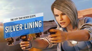 The Return of Silver Sable! | Spider-Man: CTNS - Silver Lining!