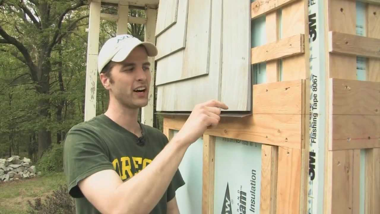 Project House Weekly Wrap, Episode 5: Housewrap And Exterior Foam Insulation  Details   YouTube Photo Gallery