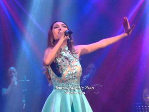 Jonalyn Viray - I BELIEVE IN YOU & ME, I TURN TO YOU & I'LL BE THERE - Journey Into My Heart