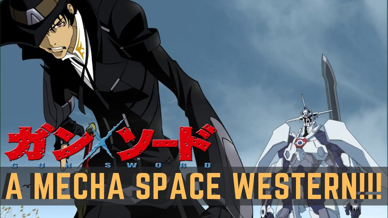 A Space Western With Giant Robots!?!?! Gun X Sword Mecha Anime Overview