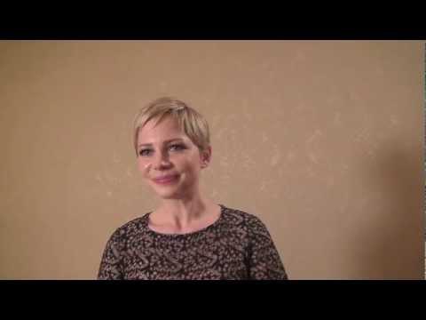 Michelle Williams channels Marilyn Monroe. - YouTube