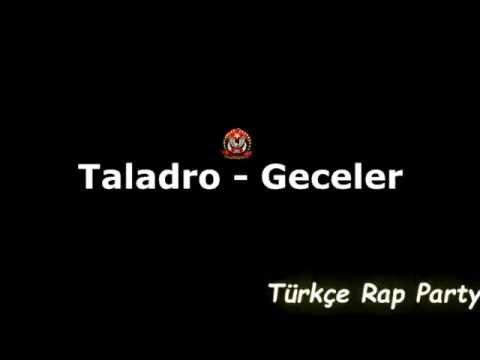 Taladro - Geceler [Sözleriyle] 1080p Ses Kalitesi!