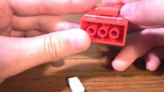How To Build A Lego Brick Mailbox