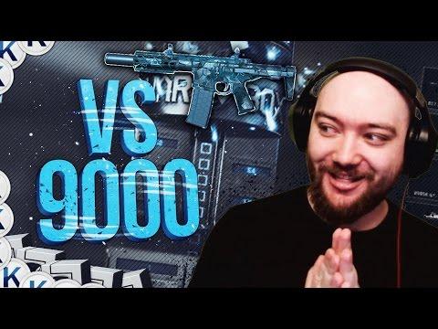 "Honey Badger ""Стужа"" VS 9000 Кредитов"
