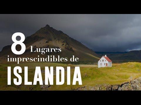 8 lugares imprescindibles de Islandia - Guías