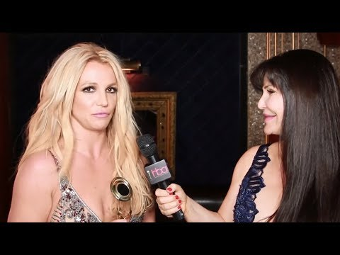 Britney Spears 2018 Hollywood Beauty Awards Interview Youtube