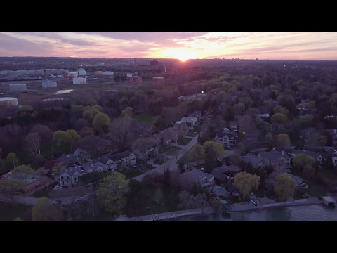 Drone Views #1 - Mississauga, Ontario