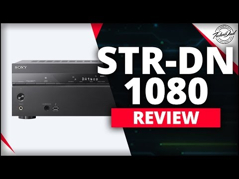 Sony STR-DN1080 Review | Best AVR For Beginners!