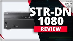 Sony STR-DN1080 Review | Best AVR for Beginners!